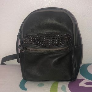 Mossimo mini backpack